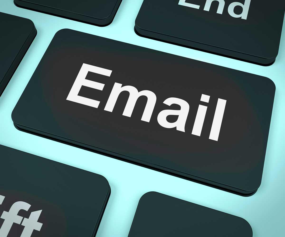 Hold øje med din mail!