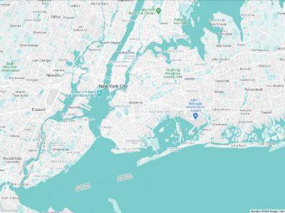 Sådan sætter du mere spræl på farverne i Google Maps