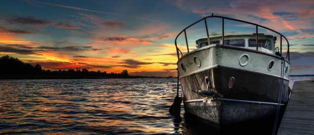 Gratis billede af båd
