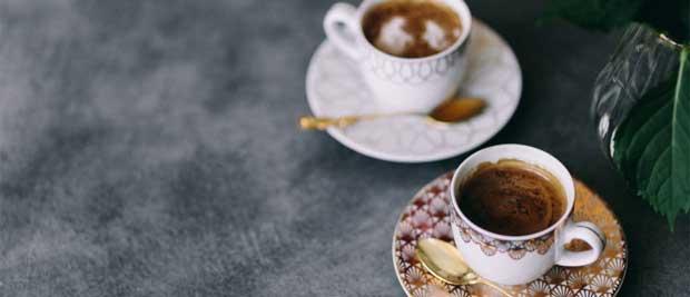 Gratis billede af kaffekopper