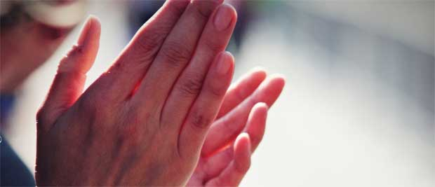 Gratis billede af klappende hænder