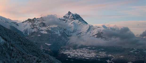 Gratis billede af bjerge