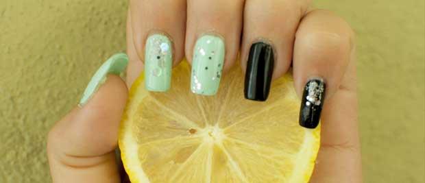 Gratis foto af citron i hånd