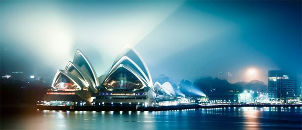 Gratis foto af operahuset i Sydney