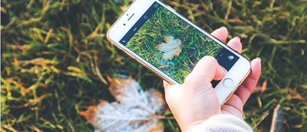 Gratis foto med smartphone