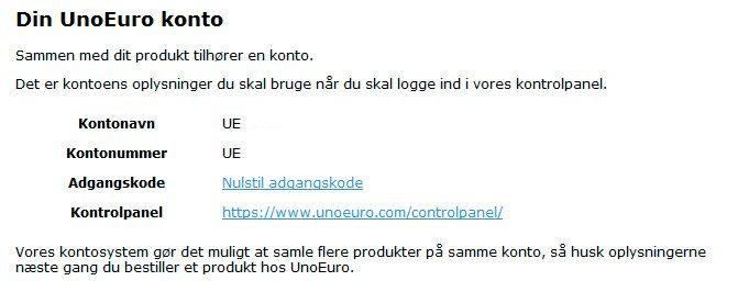 Uddrag af mail fra UnoEuro
