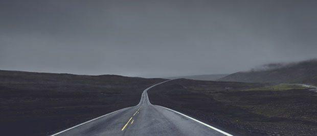 Gratis billede af vej
