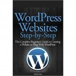 WordPress Websites Step-by-Step er en god WordPress bog på engelsk